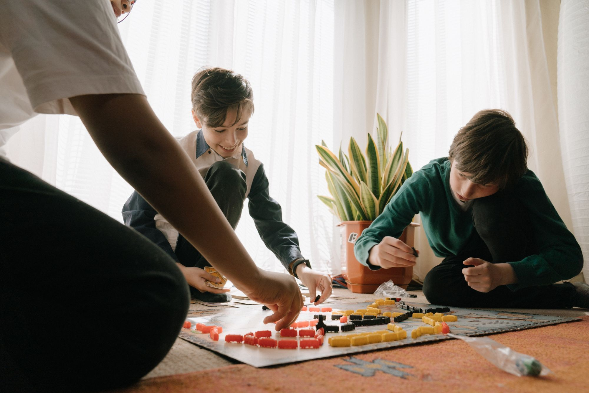 Family Games Night Ideas