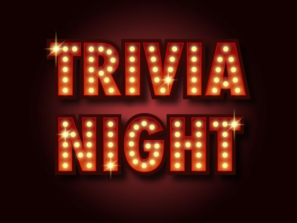 Trivia Categories - Perfect for your next Trivia Night